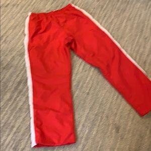 Vintage soffe red pants L